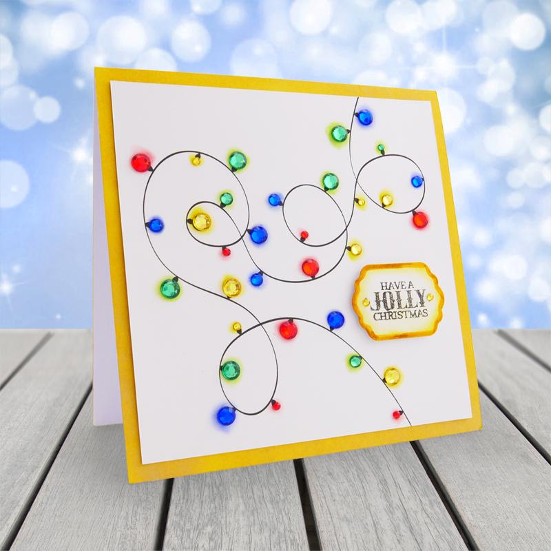 Dots to Diamonds Christmas Pad DOTPAD002 Hunkydory
