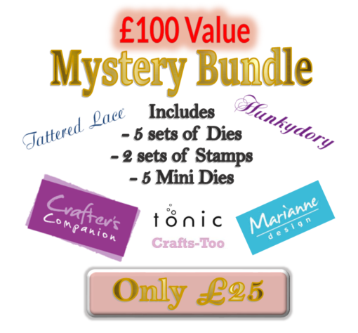 a1b65488faa5 Mystery Bundle £100 Value – Devoted Crafts