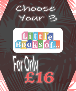 Little Book Offer 3 for £16