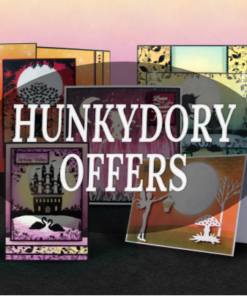 HUNKYDORY OFFERS