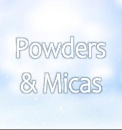 Powders & Micas