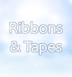 Ribbons & Tapes